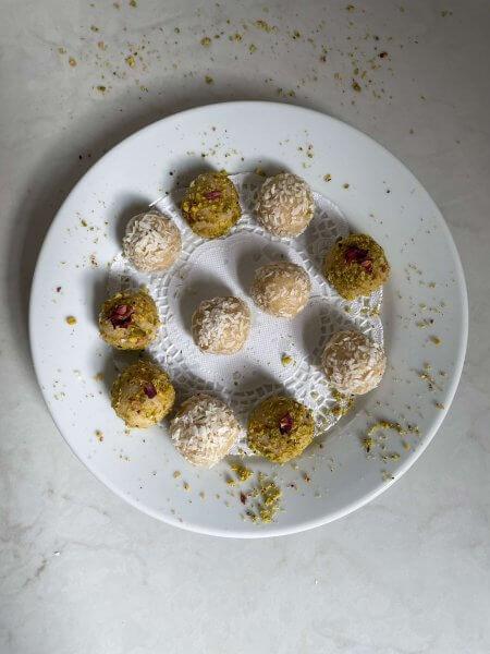 AnalaAyurveda. Sonja Shah-Williams. Ayurvedic Medicine practitioner. Barfi. Indian confections. Healthy sweets